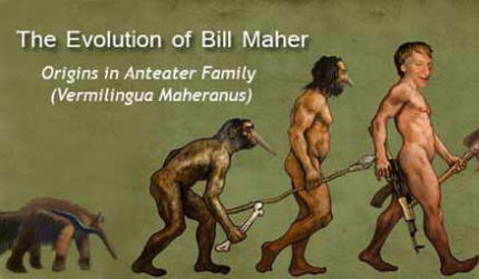 Who says evolution has no basis in fact? Not I.