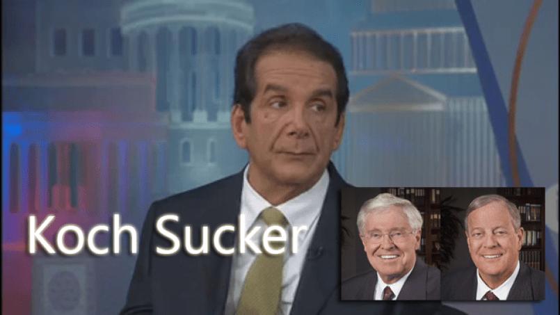 Koch_Sucker_Charles_Krauthammer