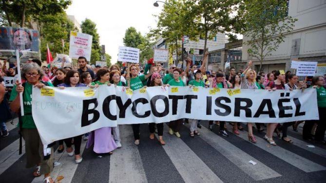 France Gaza Protest-1
