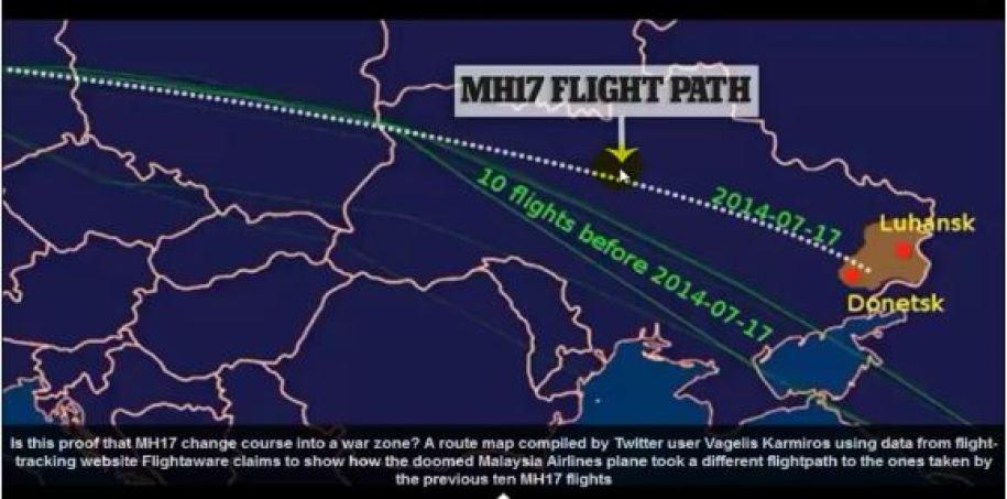 MH-17-FLight-Path