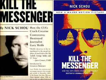 kill-the-messenger-book-covers