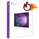 2 in 1 Windows 10 Professional License Retail