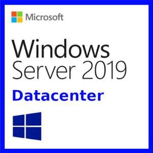 Windows Server 2019 Datacenter Edition