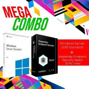 Windows-Server-2019-Standard-+-Kaspersky-Endpoint-Security---Select-10-Pc-1-Año