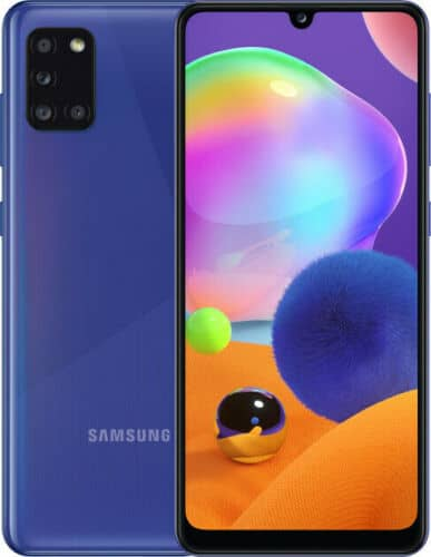 Samsung Galaxy A31 6