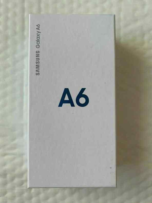 Samsung Galaxy A6 3