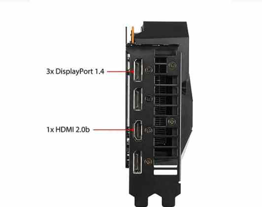ASUS AMD Radeon RX 5700 5