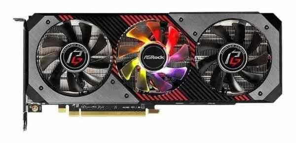 ASRock Phantom Gaming D Radeon RX 5700 XT 8G 2
