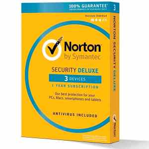 Norton Security Deluxe 3 Devices