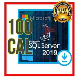 SQL Server 2019 - 100 CAL (1)