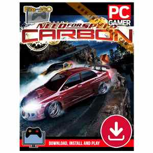 Need for speed Carbon Portada