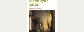 éléments de philosophie réaliste – Recension
