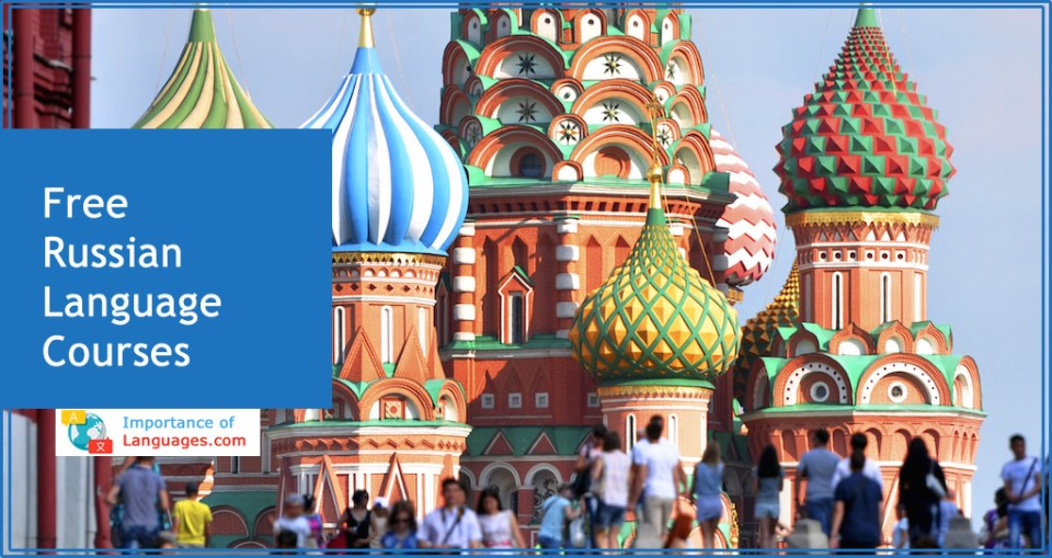 Free Russian Languages Courses