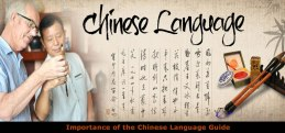 Importance of the Chinese Language Guide