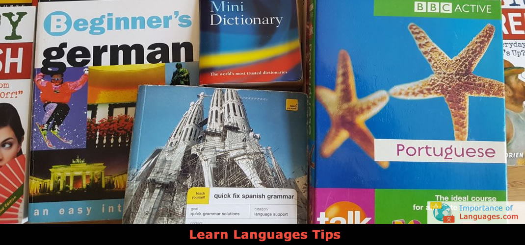 Learn Languages Tips