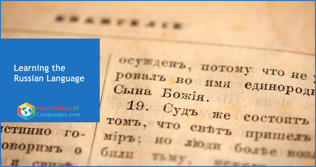 Learning Russian Language