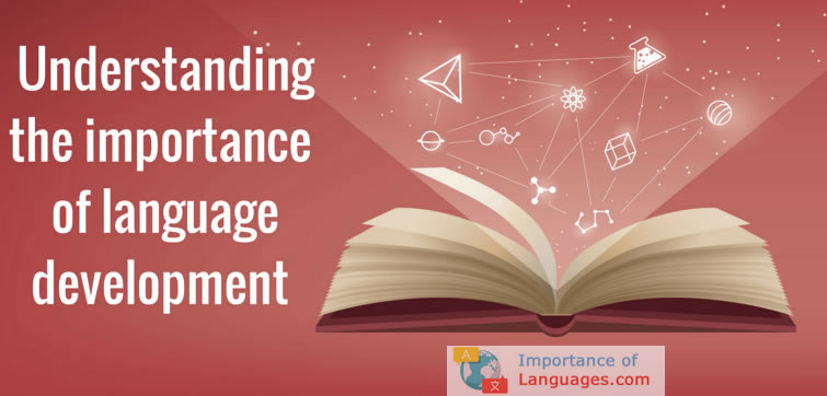 Importance of languages development