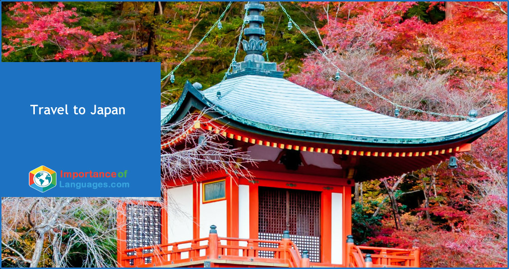 Use the Japanese Language to Travel to Japan