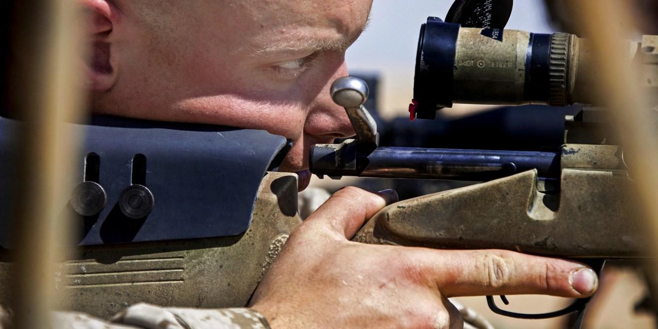 Fragwürdiger Highscore eines US Scharfschützen