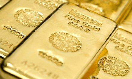 Goldpreis sinkt auf tiefsten Stand seit vier Monaten