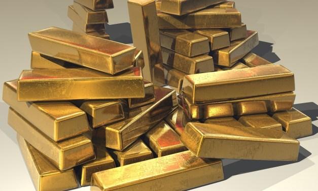 Wo lagert das meiste Gold?