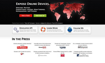 Shodan: die gefährlichste Suchmaschine der Welt