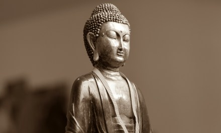 Audio-Portrait: Buddha