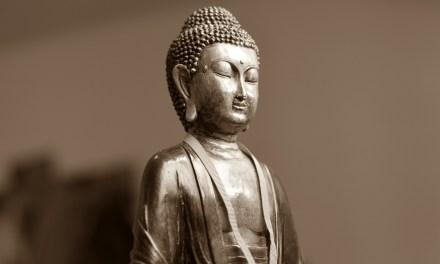 Audio-Portrait: Buddha
