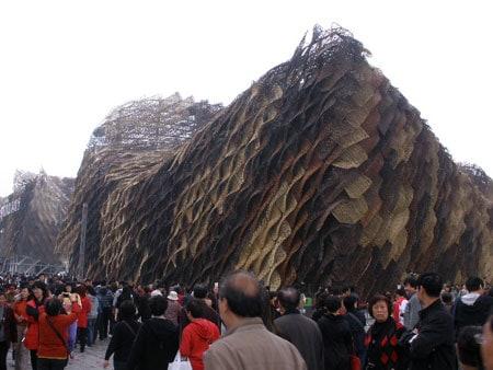 Pabellón de España en la Expo de Shanghai