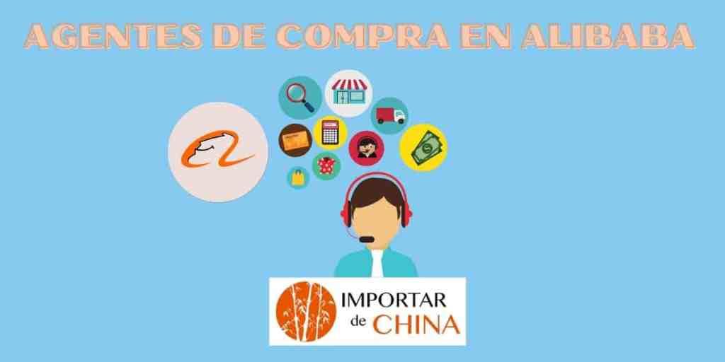 Agentes de compra en Alibaba