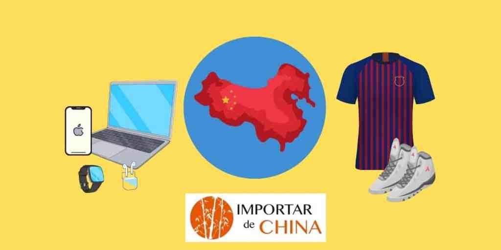 Comprar productos de grandes marcas de China