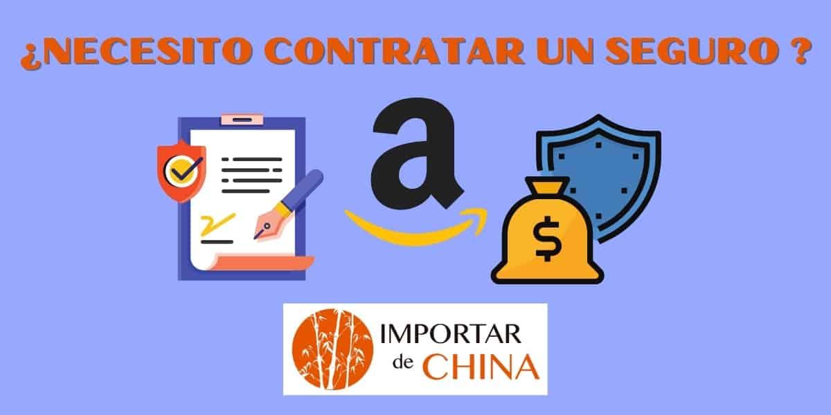 Contratar un seguro para vender en Amazon