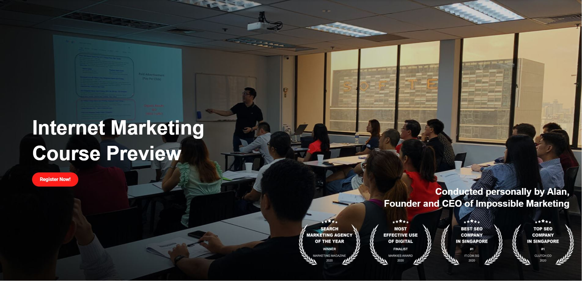 Even if you're past y. 100% Free Digital Marketing Course in Singapore | Get ...