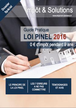 Guide de l'investissement en loi Pinel