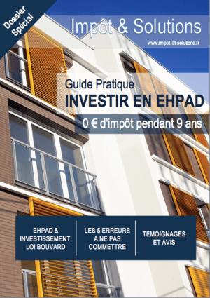 Guide pour investir en Ehpad