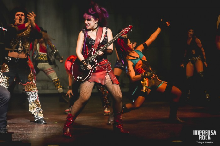 We Will Rock You - O Musical © Por: Thiago Almeida.