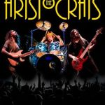 O trio de rock/jazz instrumental The Aristocrats desembarca no Brasil