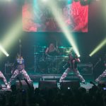Sabaton mostra o poder do Power Metal Sueco em Sampa