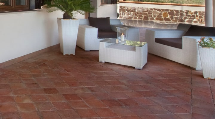 Pavimenti In Cotto Immagini : Trattamento pavimenti in cotto lavaggio protezione e finitura cotto