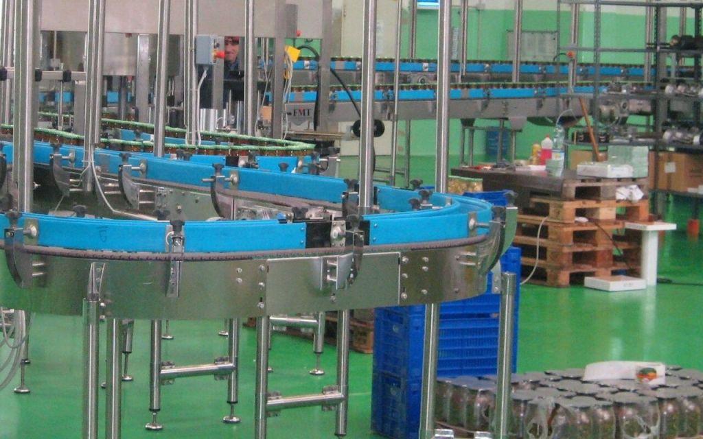 Pulizia industriale di impianti produttivi