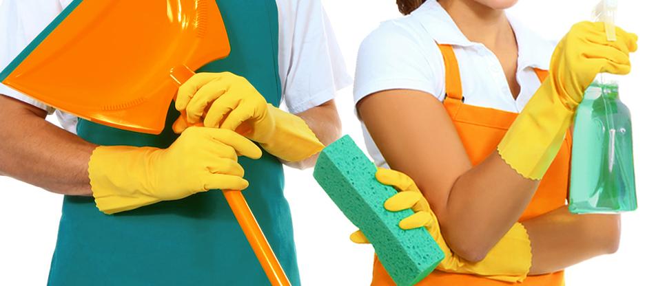 pulizia durante eventi