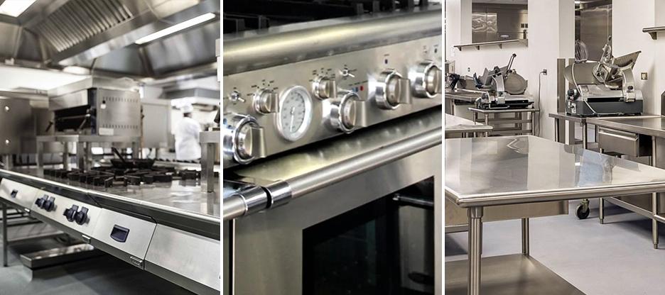 pulizia cucine industriali milano
