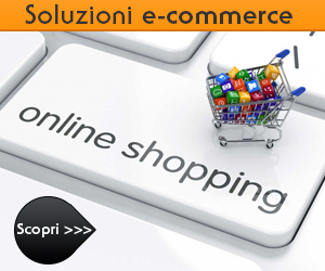 Vendi Online con l'E-commerce