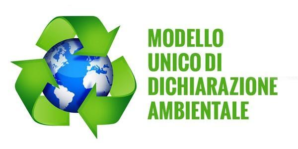 Modello Unico Dichiarazione Ambientale ( MUD )