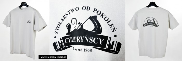 Koszula Czupryńscy