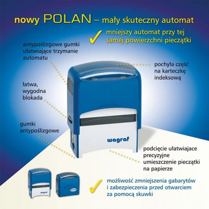 Pieczątki Polan