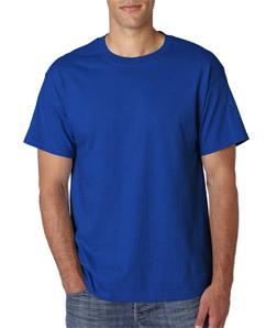 Mens Custom Short Sleeve Shirts | Hanes Beefy-T® 5180