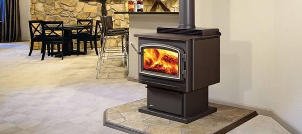 Regency Classic™ F3100 Large Wood Stove
