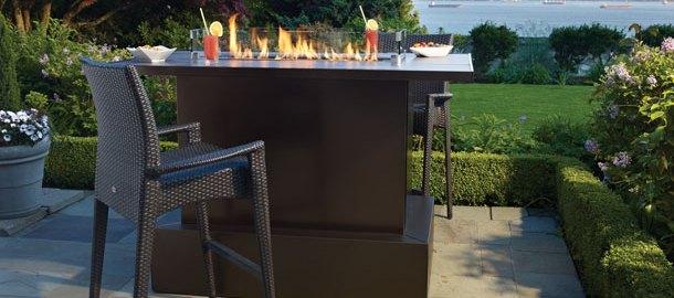 Regency Plateau® PTO30CKT Outdoor Gas Firetable
