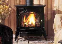 Concorde Direct Vent Gas Stove